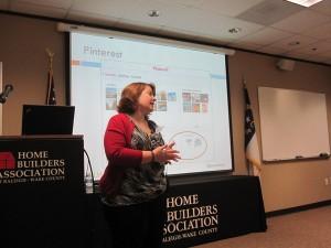 Jenny Halasz speaks to Raleigh Entrepreneurs