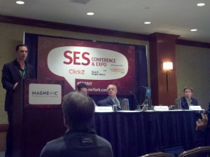 Advanced PPC Panel at SES