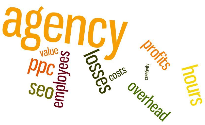 Keywords used in an Agency