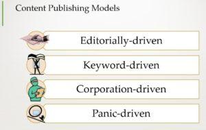 Content Publishing Models