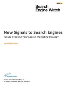 New Signals to Search Engines Download Link